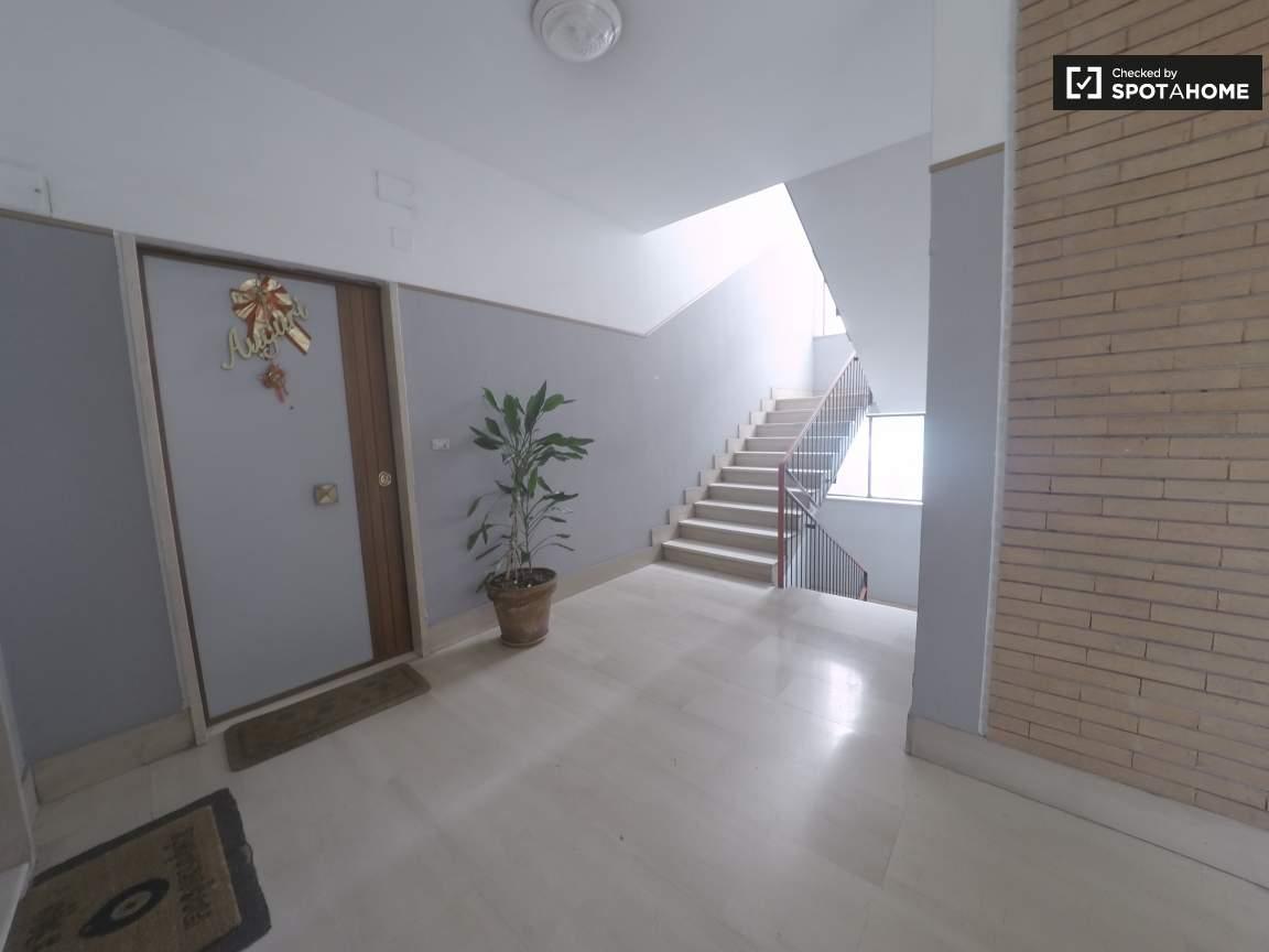 Flat's hallway