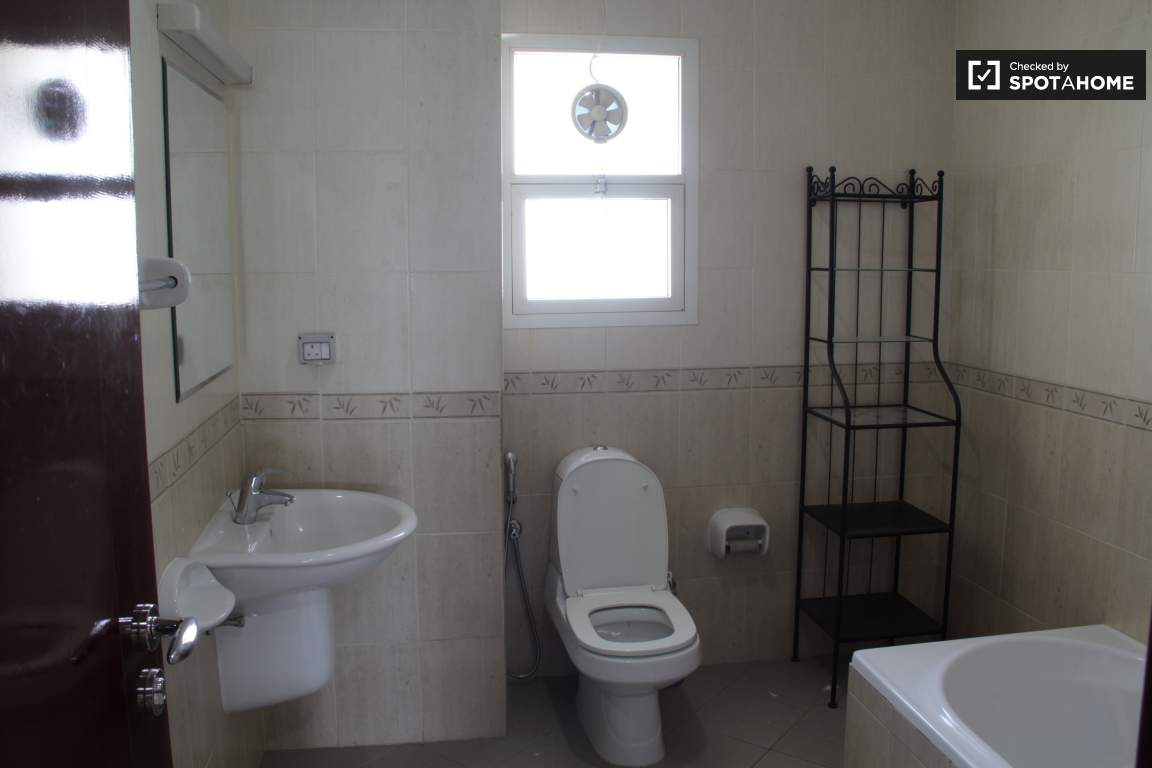 Bedroom 2 Ensuite Bathroom