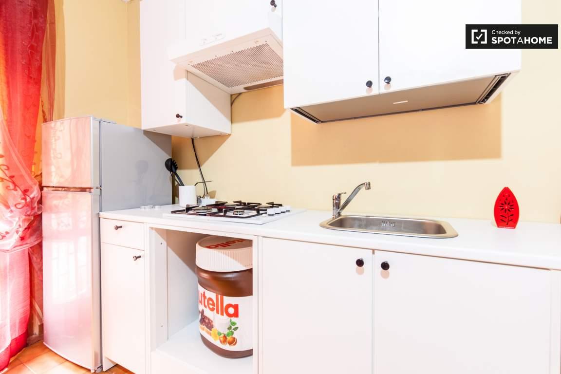 Kitchen (in Bedroom)