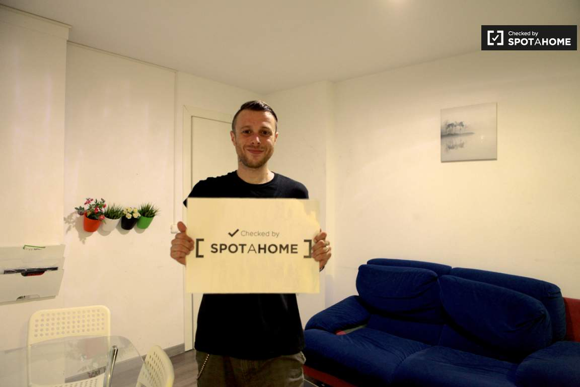 Checked by Julien from Spotahome