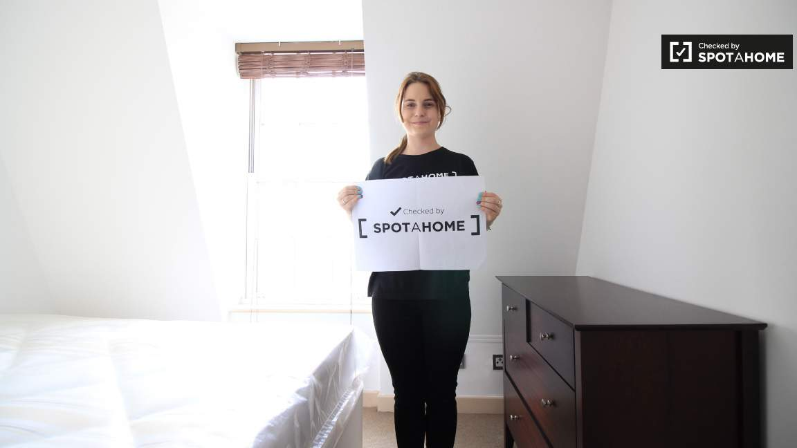 Cheked by Tanya from Spotahome!