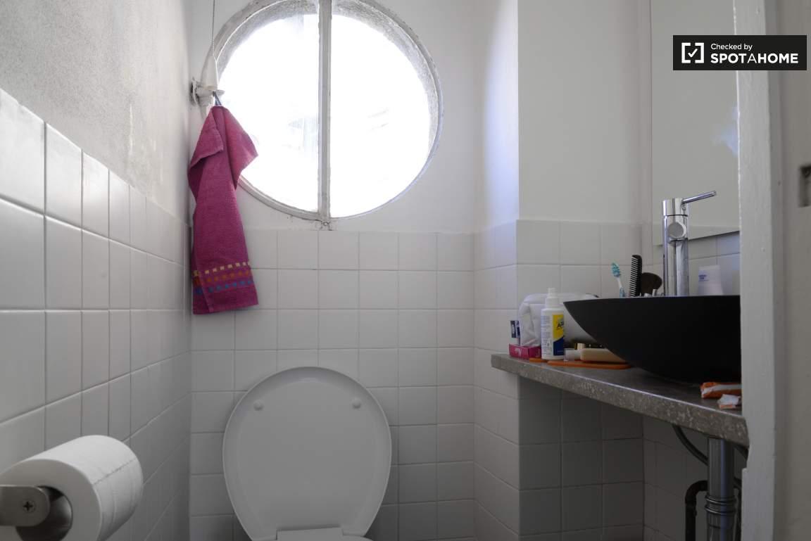 En-suite Toilet Room