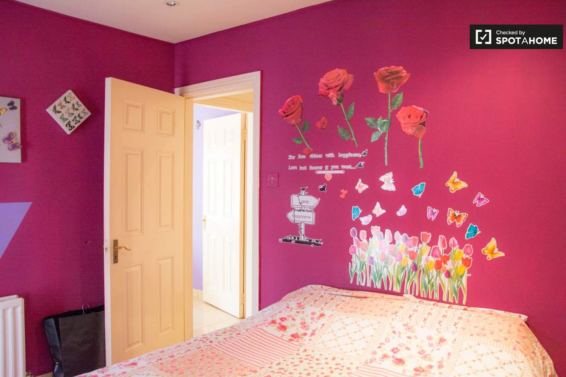colourful 1 bedroom flat to rent near dublin city centre spotahome bedroom