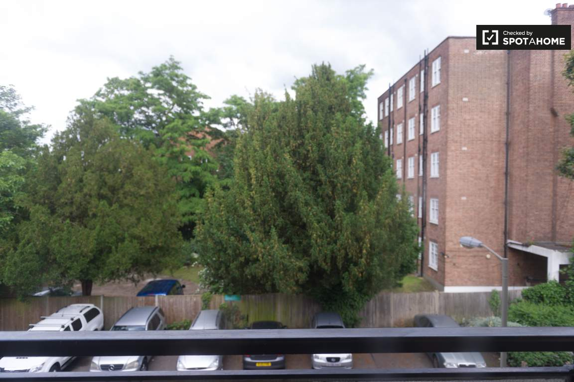View from window 1