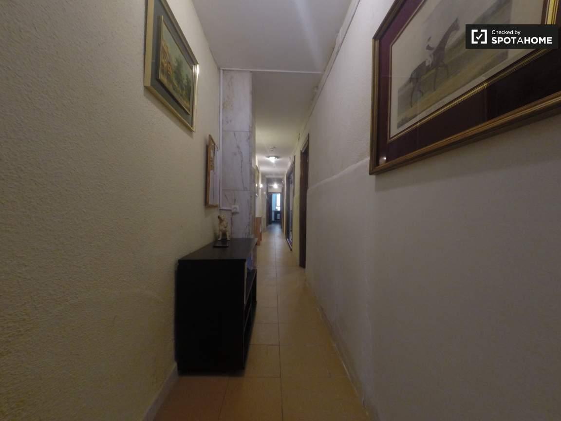 Flat's corridor
