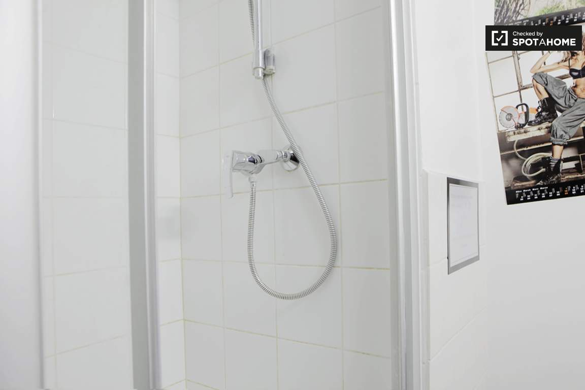 Shower room- 2nd floor