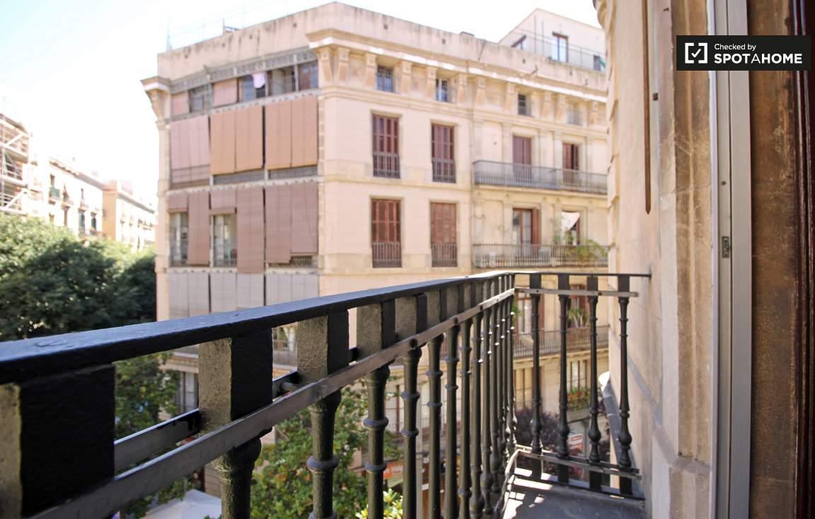 Bedroom 5 balcony