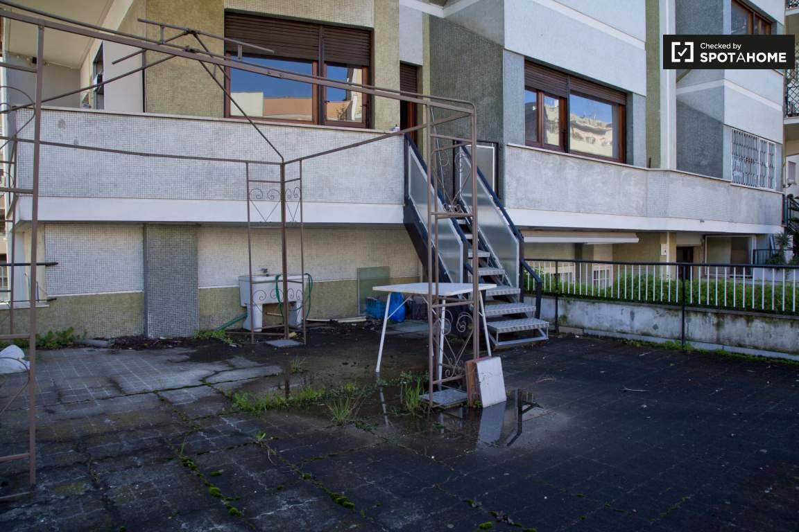 Terrace bedrrom 2