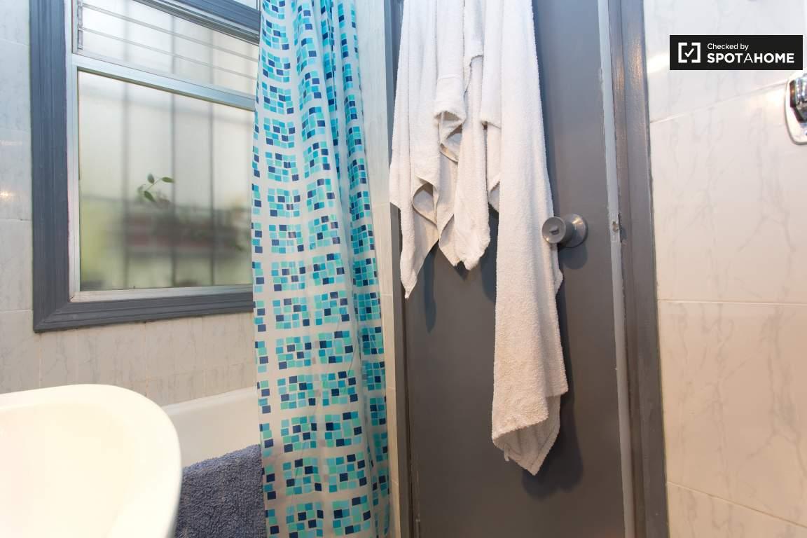 Shower and Door
