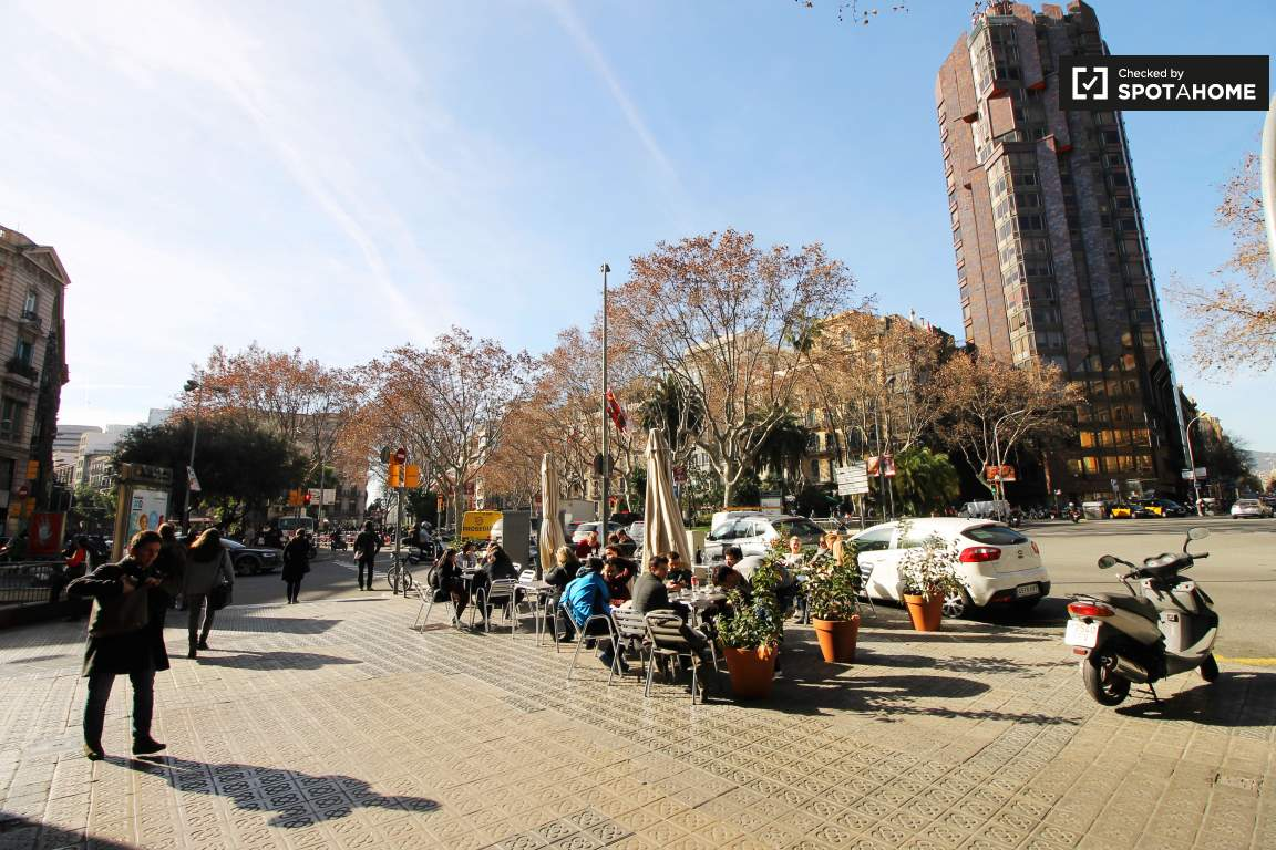 Plaza Urquinaona