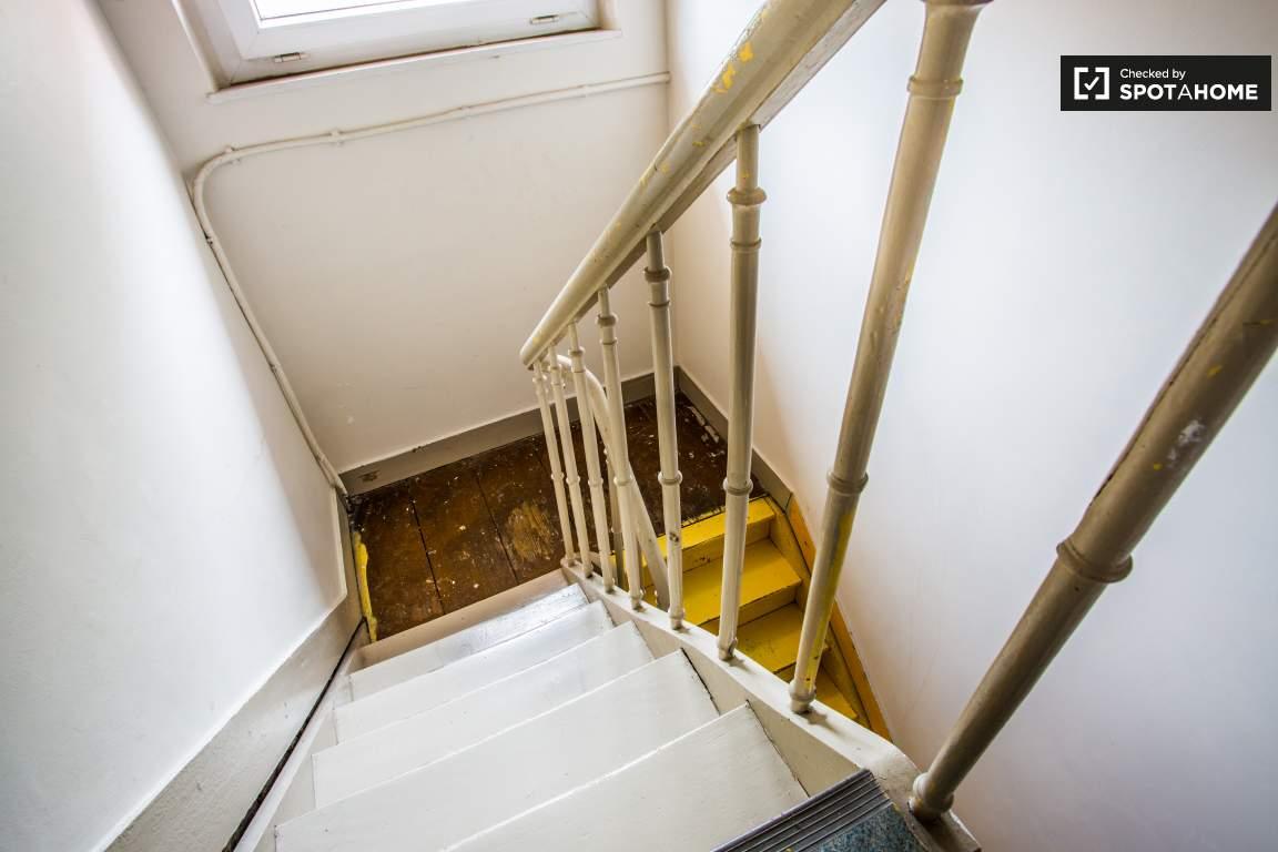 Stairs 3rd floor