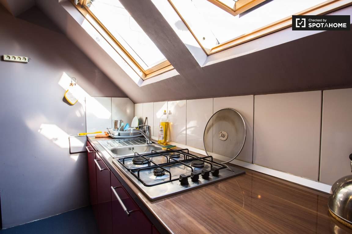 Kitchen / Dining Room (upper floor)