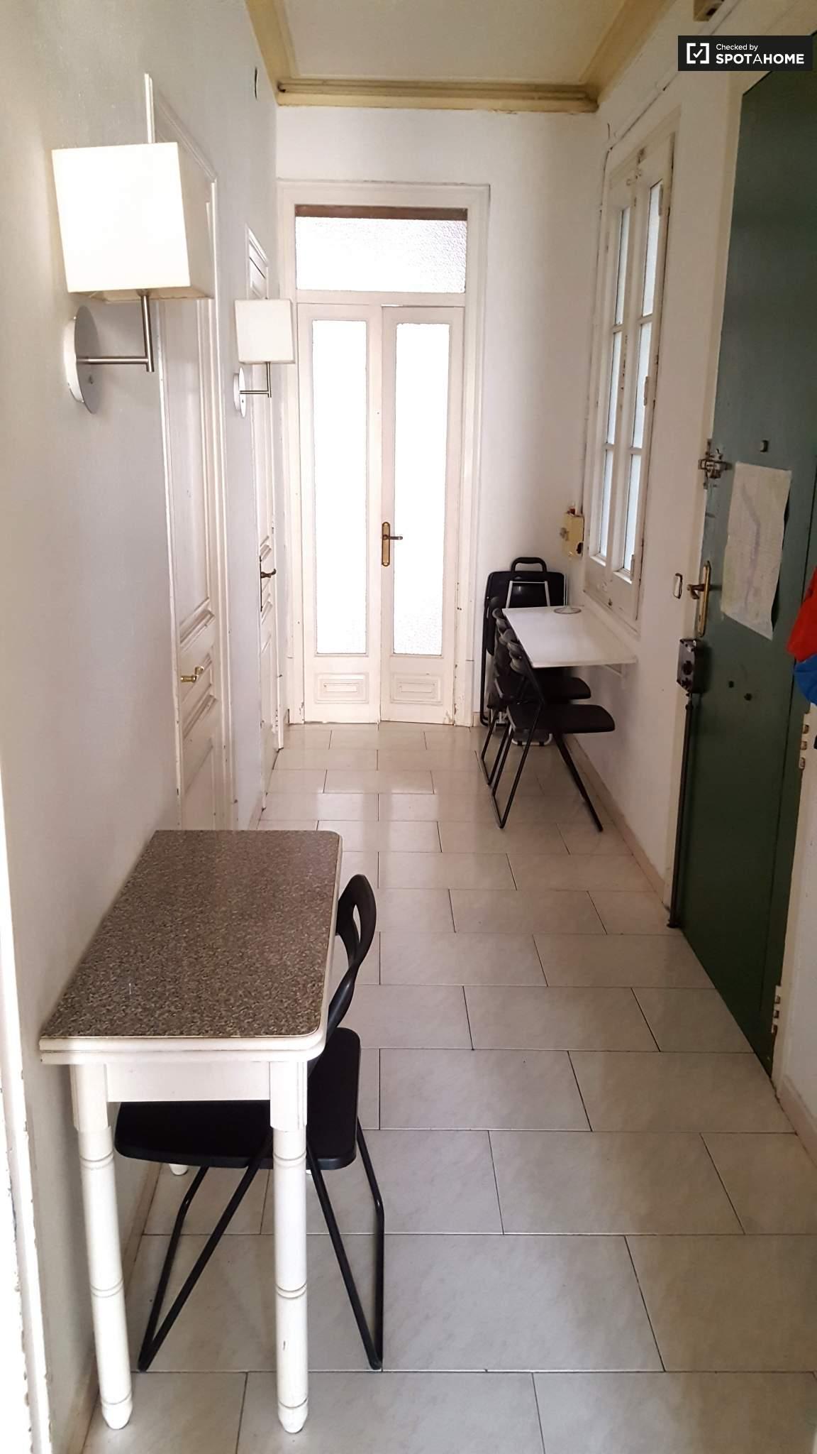 Corridor/Dining room