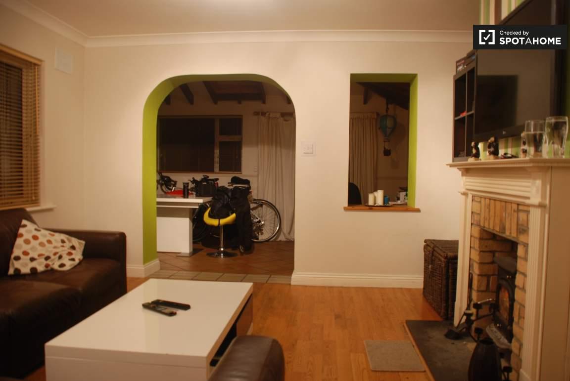 Livingroom / study