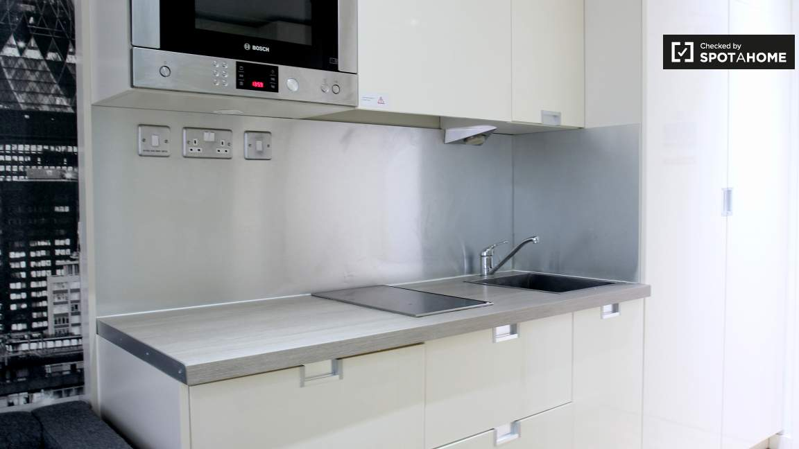 Premium Kitchenette