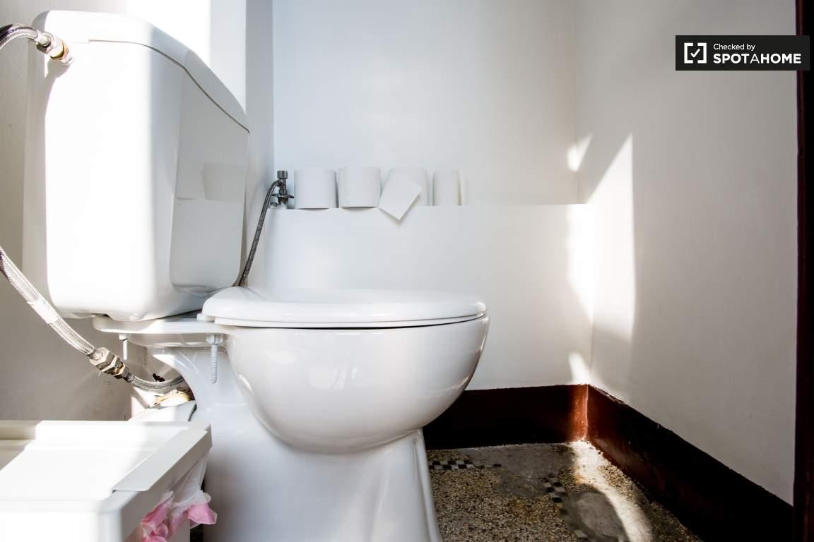 Toilet 2 (lower floor)