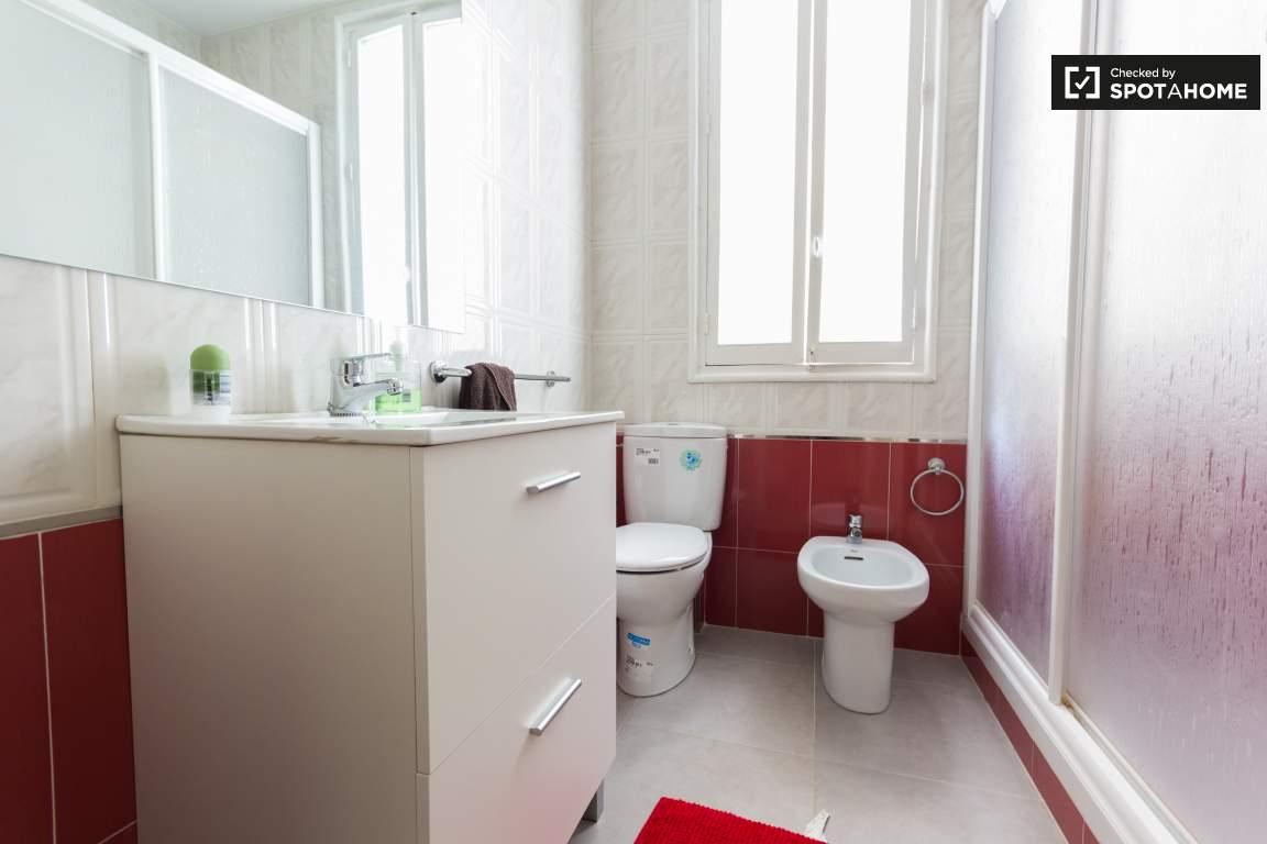 Bigger Bathroom