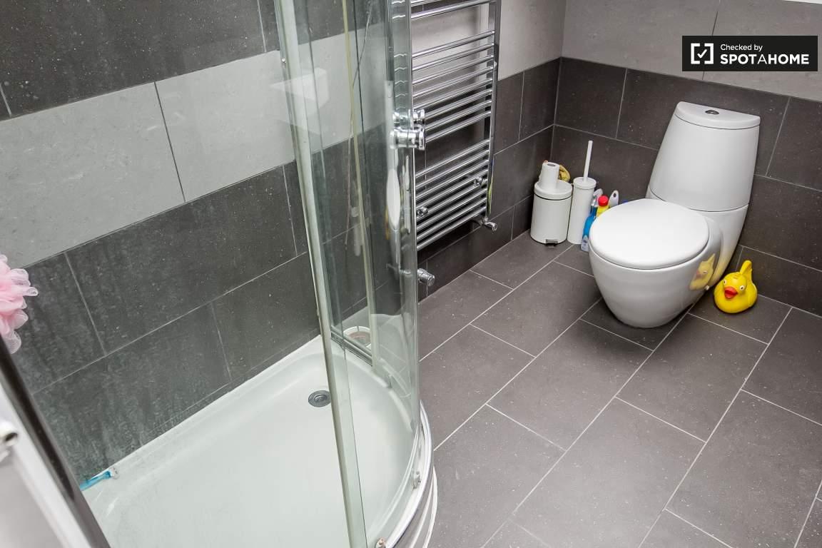 Ensuite bathroom 4
