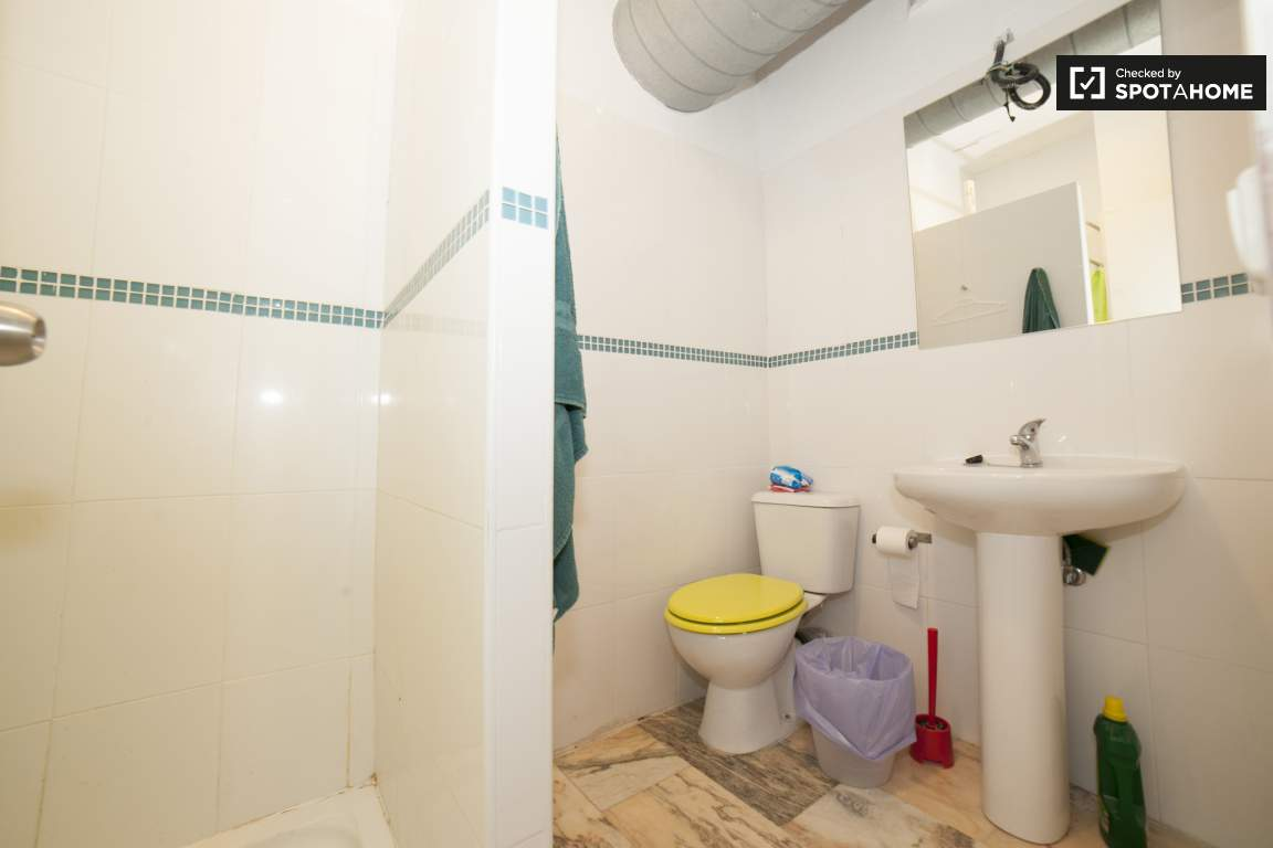 Bathroom 2 (1st floor)