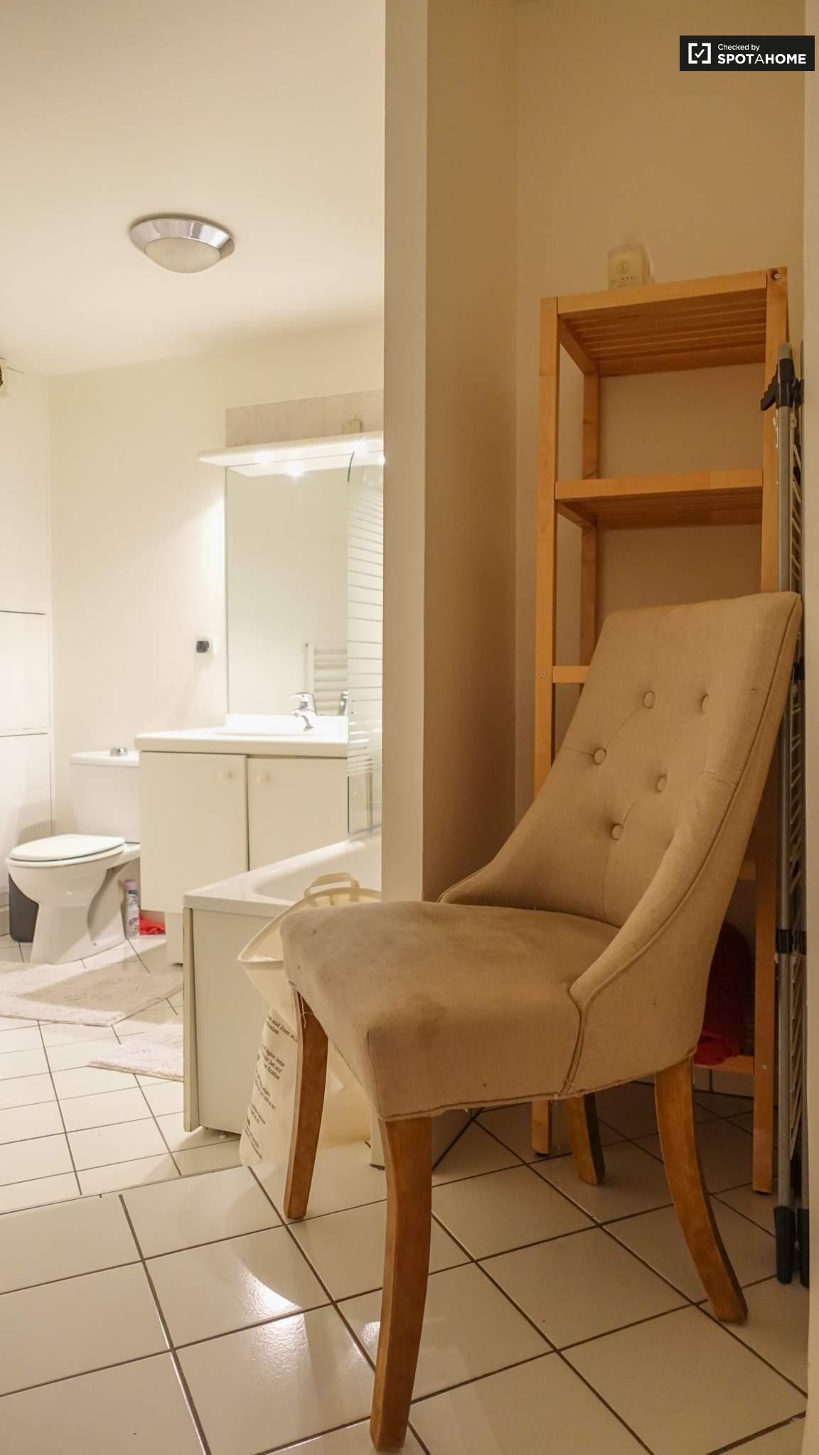 Private Bathroom + Toilet (first floor)