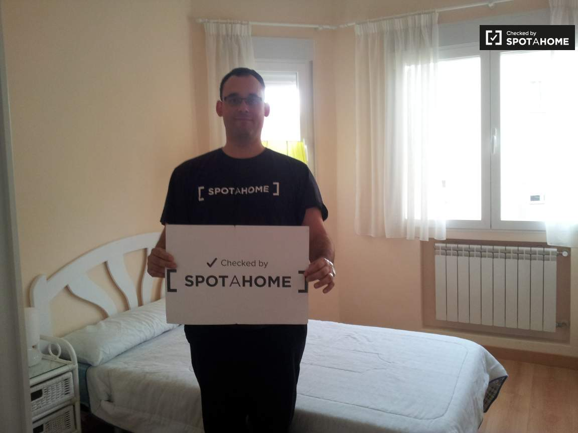 THis property was checked by Bruno of the Spotahome team!