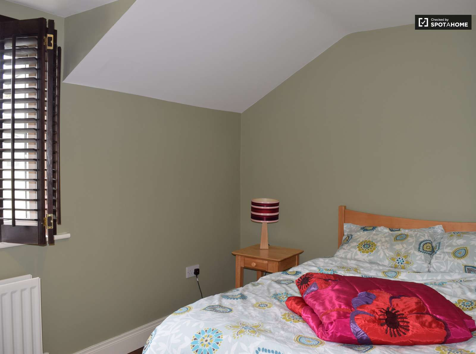 In Bedroom Bedroom For Workers In A Large House In Tyrrelstown Dublin