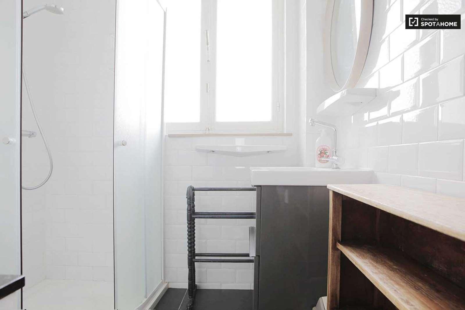 Moderne Appartement De 2 Chambres à Louer Dans Le Centre Ville De Bruxelles