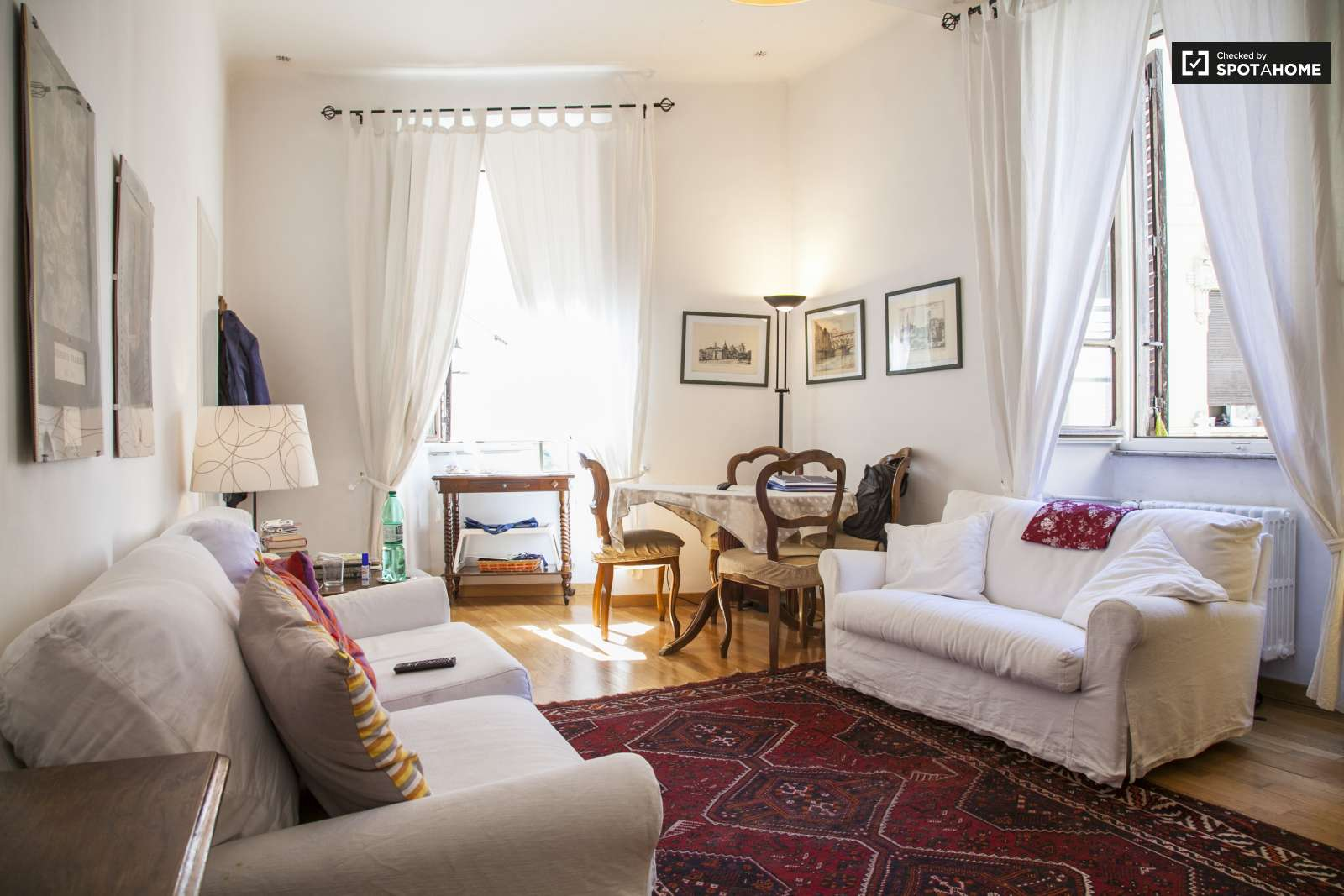 1-bedroom apartment for rent near metro in Spagna (ref: 134073 ...