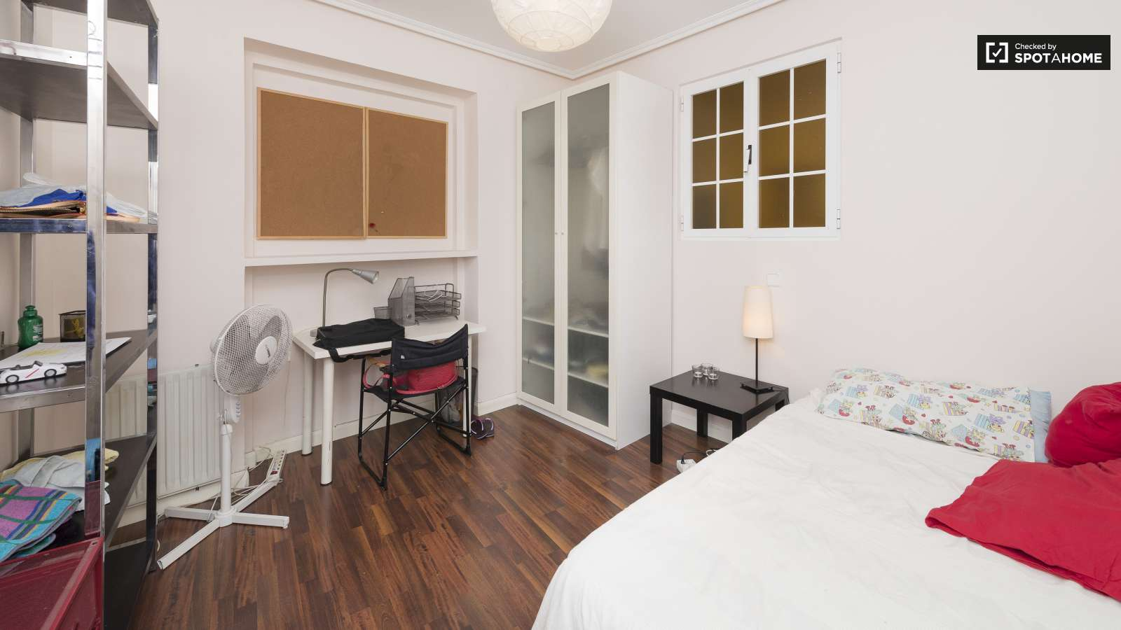 Acogedora habitaci n en piso compartido en delicias for Alquiler piso delicias madrid