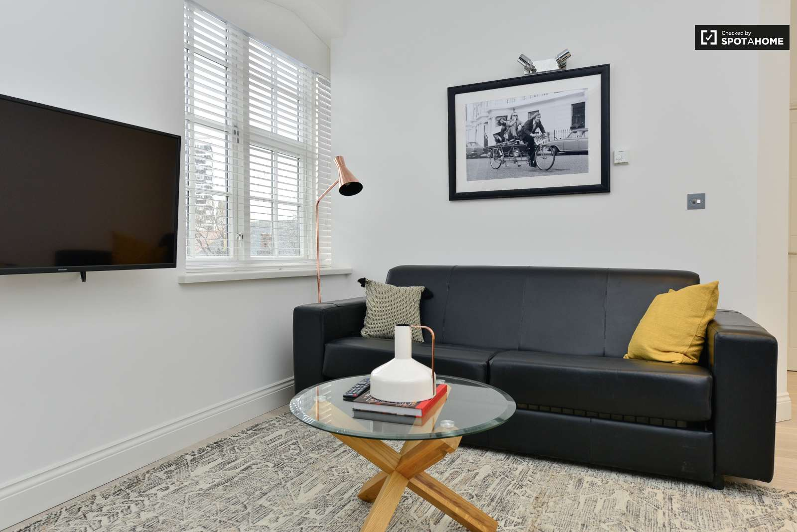 Cool 1-bedroom flat to rent in Camden, London (ref: 212568) | Spotahome