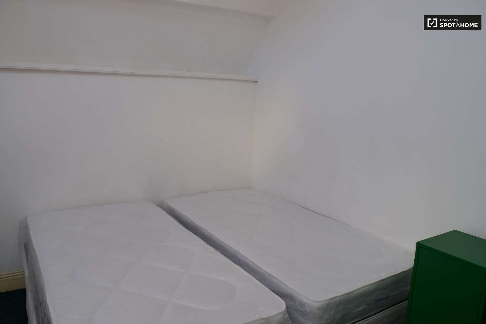 Bedroom. Ample room in 2 bedroom apartment in Drumcondra  Dublin  ref