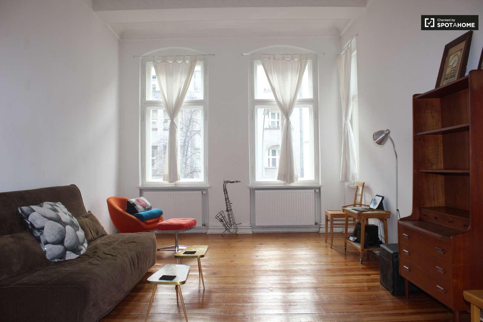 Renovierte 1 Zimmer Wohnung Zu Vermieten In Kreuzberg Berlin