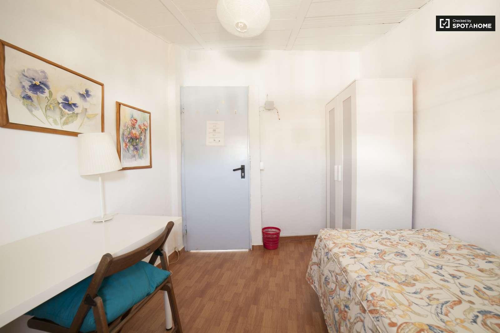 Bedroom El Palomar Furnished room in shared
