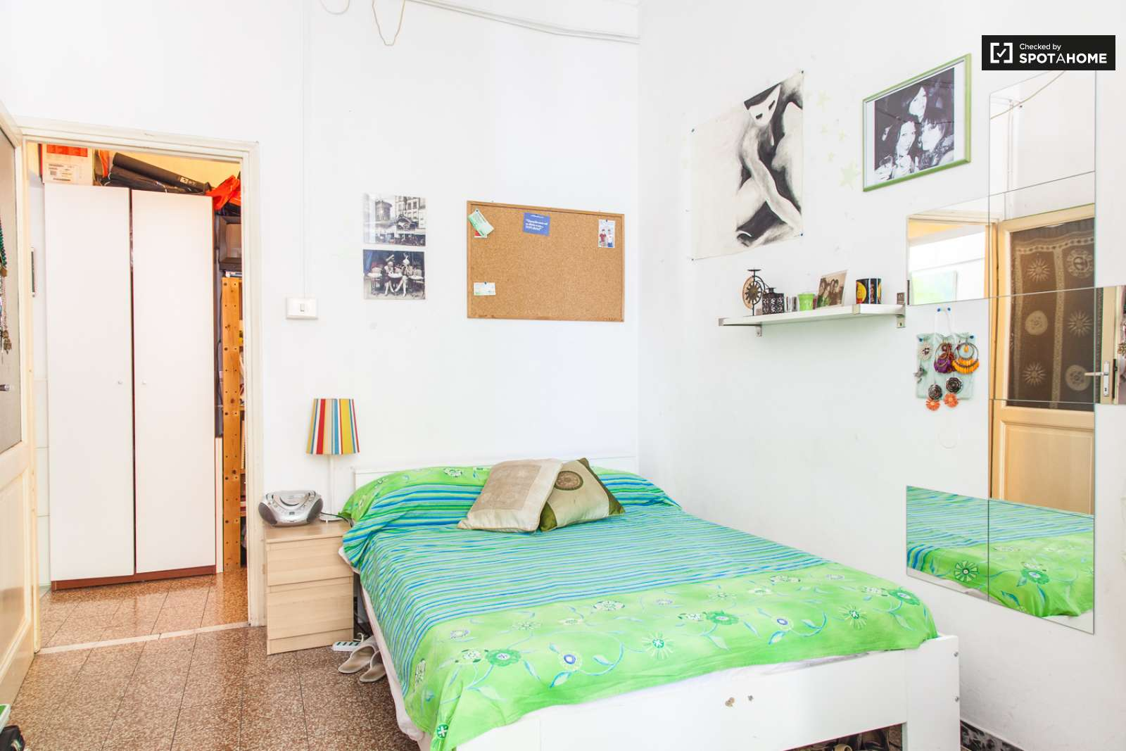 Furnished room in apartment in parioli rome ref 91975 for Furnished room