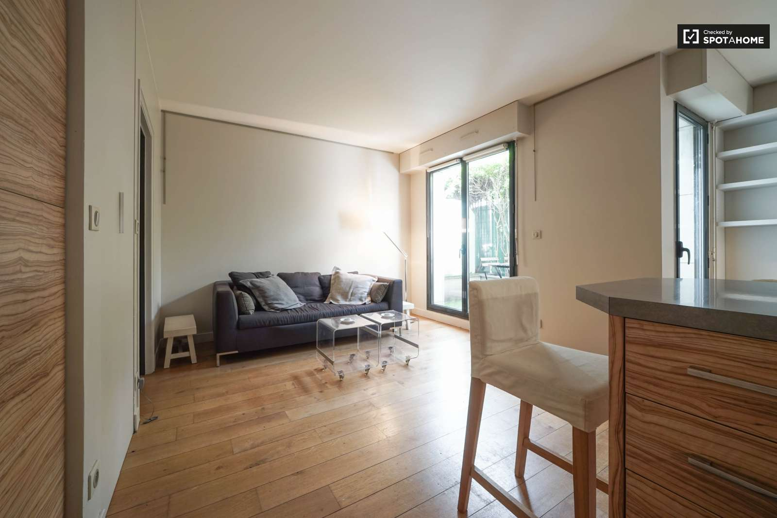 Studio apartment for rent in Boulogne-Billancourt, Paris (ref ...