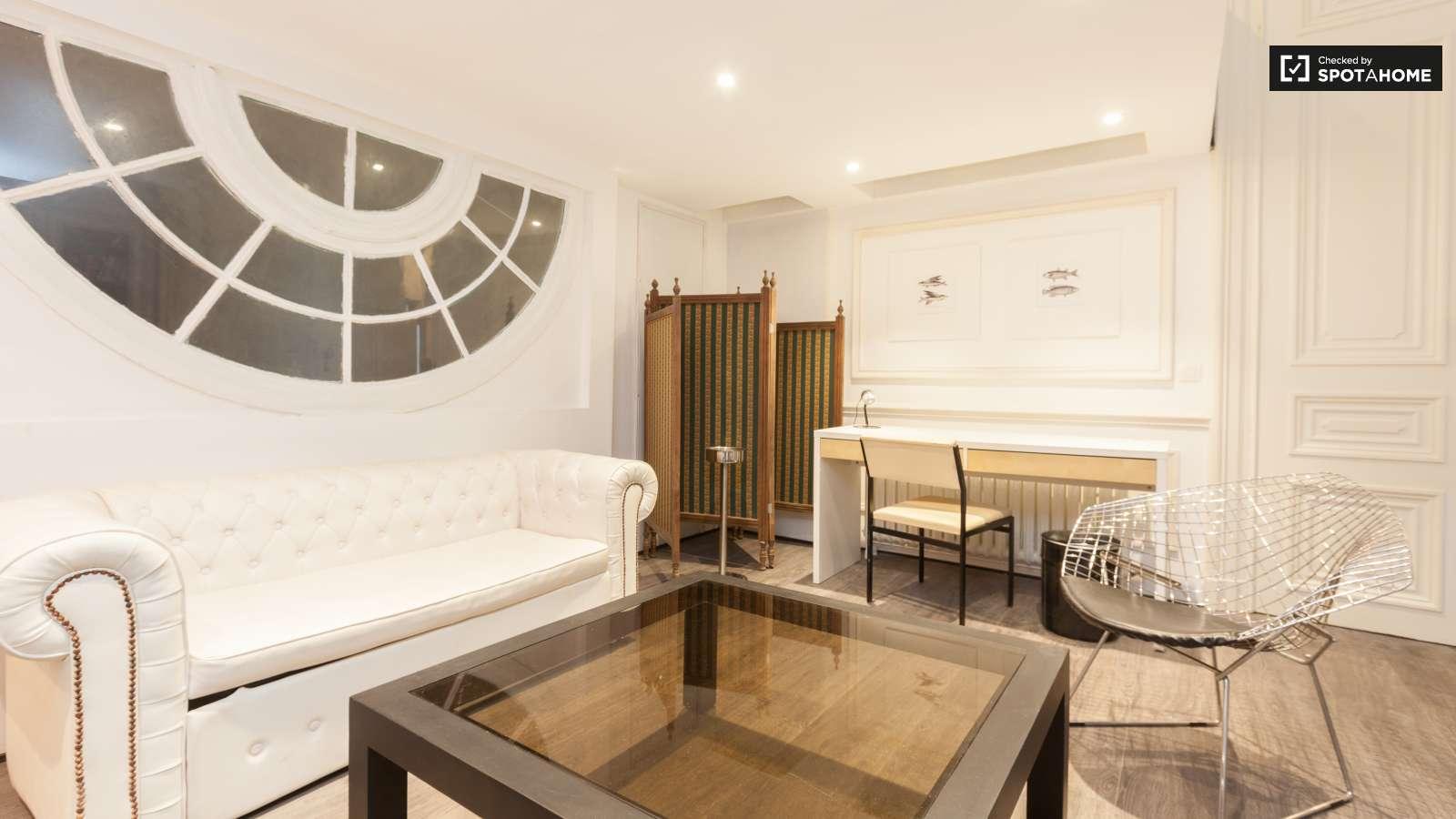 Chambres louer proche parlement europ en ixelles - Appartement a louer a bruxelles 3 chambres ...