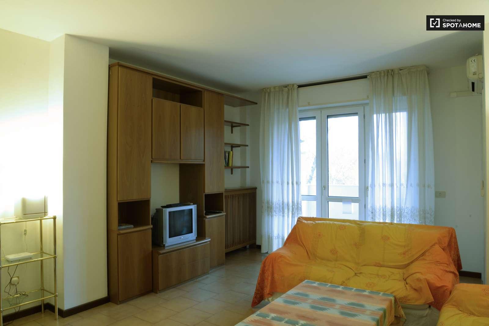 Single Bedrooms Single Bed In 3 Single Bedrooms For Rent In San Siro Close To