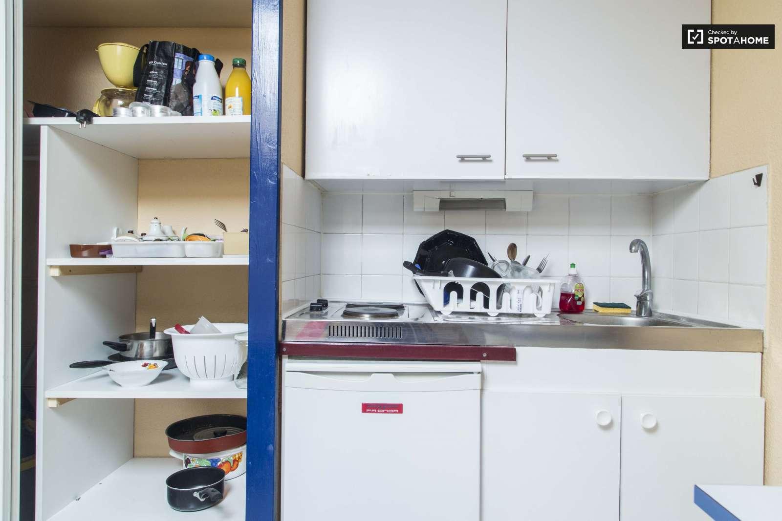 Appartement de 1 chambre louer qui accepte les couples for Extra cuisine lyon