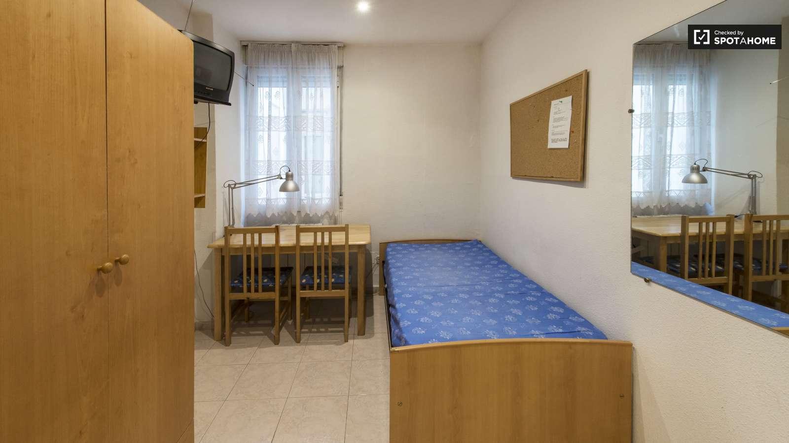 C moda habitaci n en piso compartido en malasa a madrid - Comoda habitacion ...