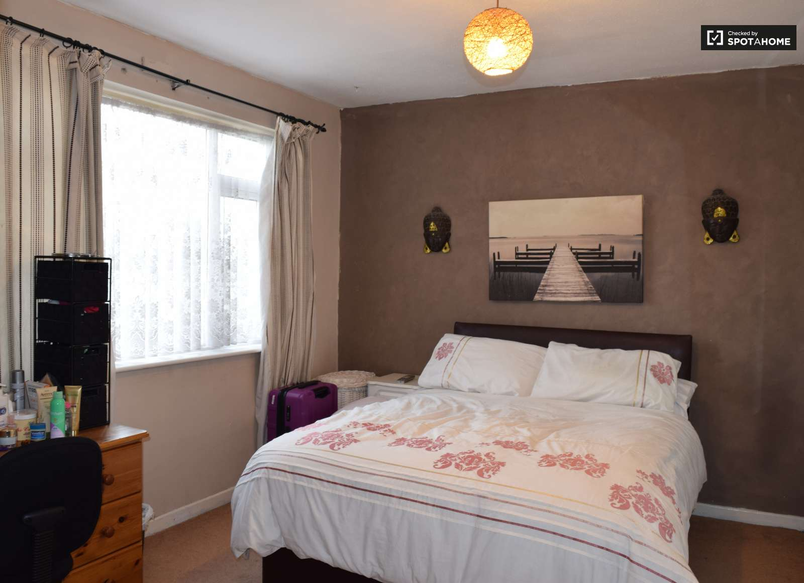 Large Room In 4 Bedroom Apartment In Templeogue Dublin Ref 105453 Spotahome