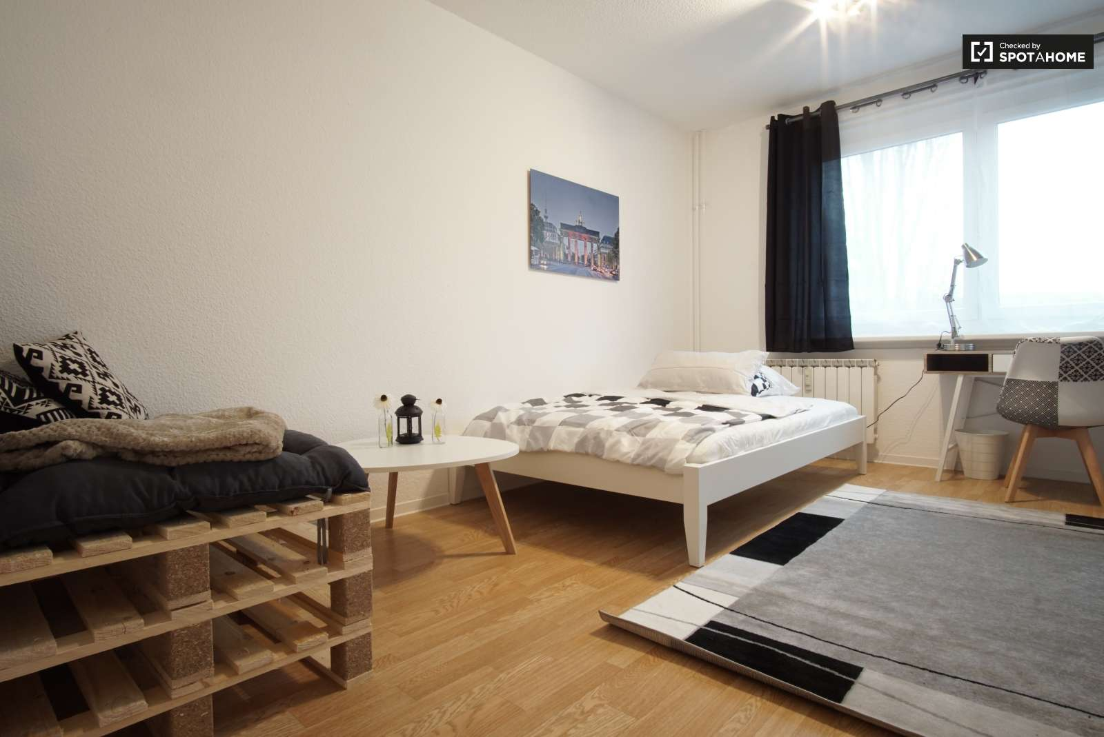... Trendy Studio Apartment For Rent In Lichtenberg Berlin Ref ...