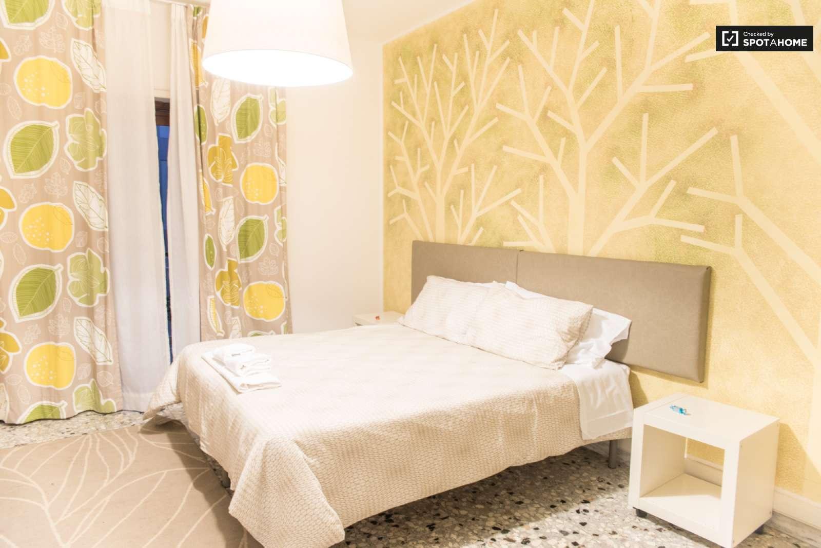 Stanze con televisione e bagno privato a Roma (ref: 97943) | Spotahome
