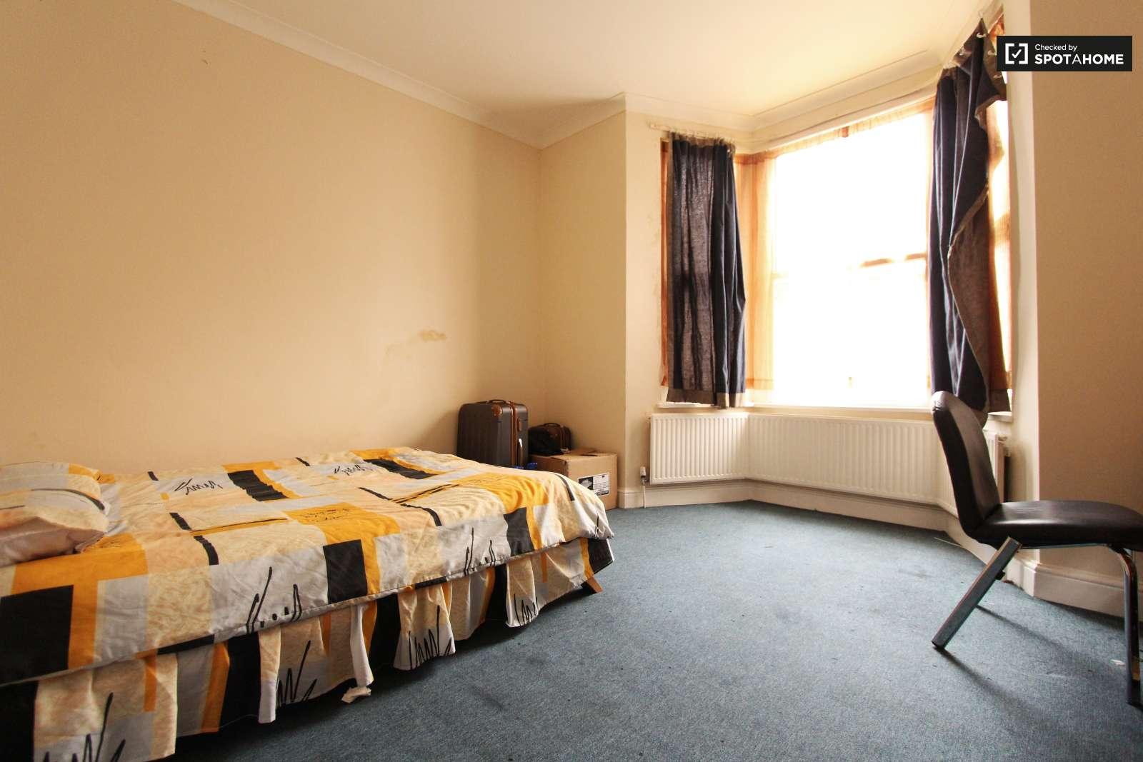 Floor plan bedroom 1 bedroom 1