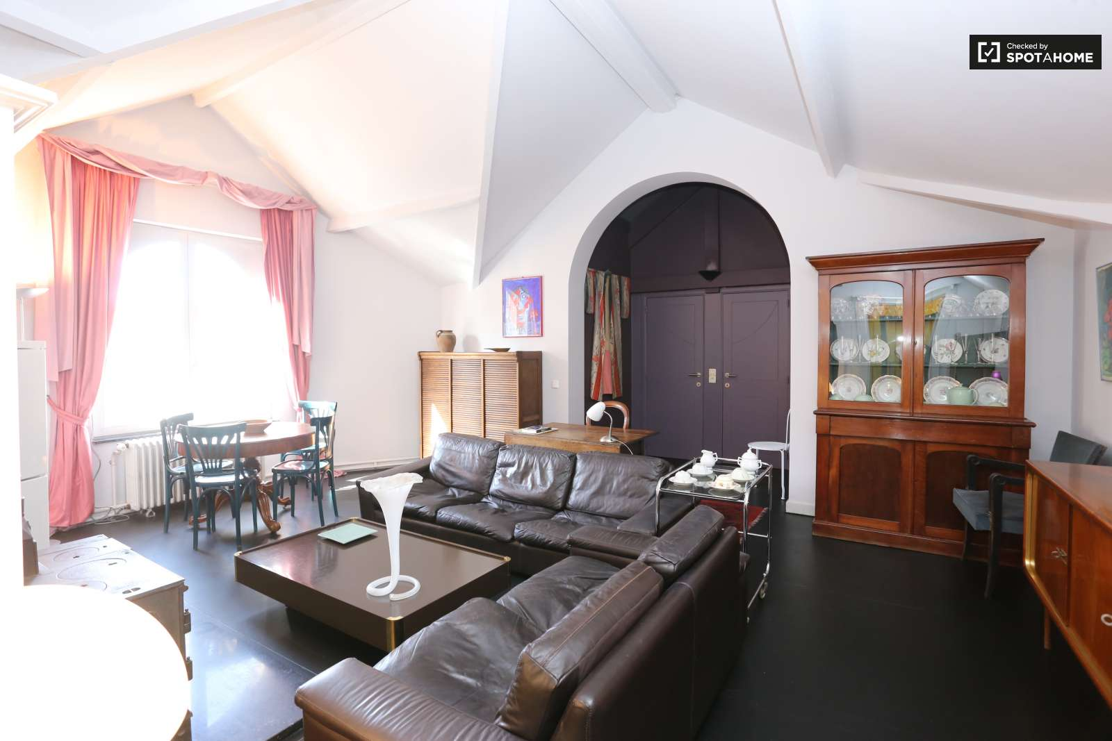 Beautiful 2 bedroom apartment for rent in ixelles brussels ref 143699 spotahome