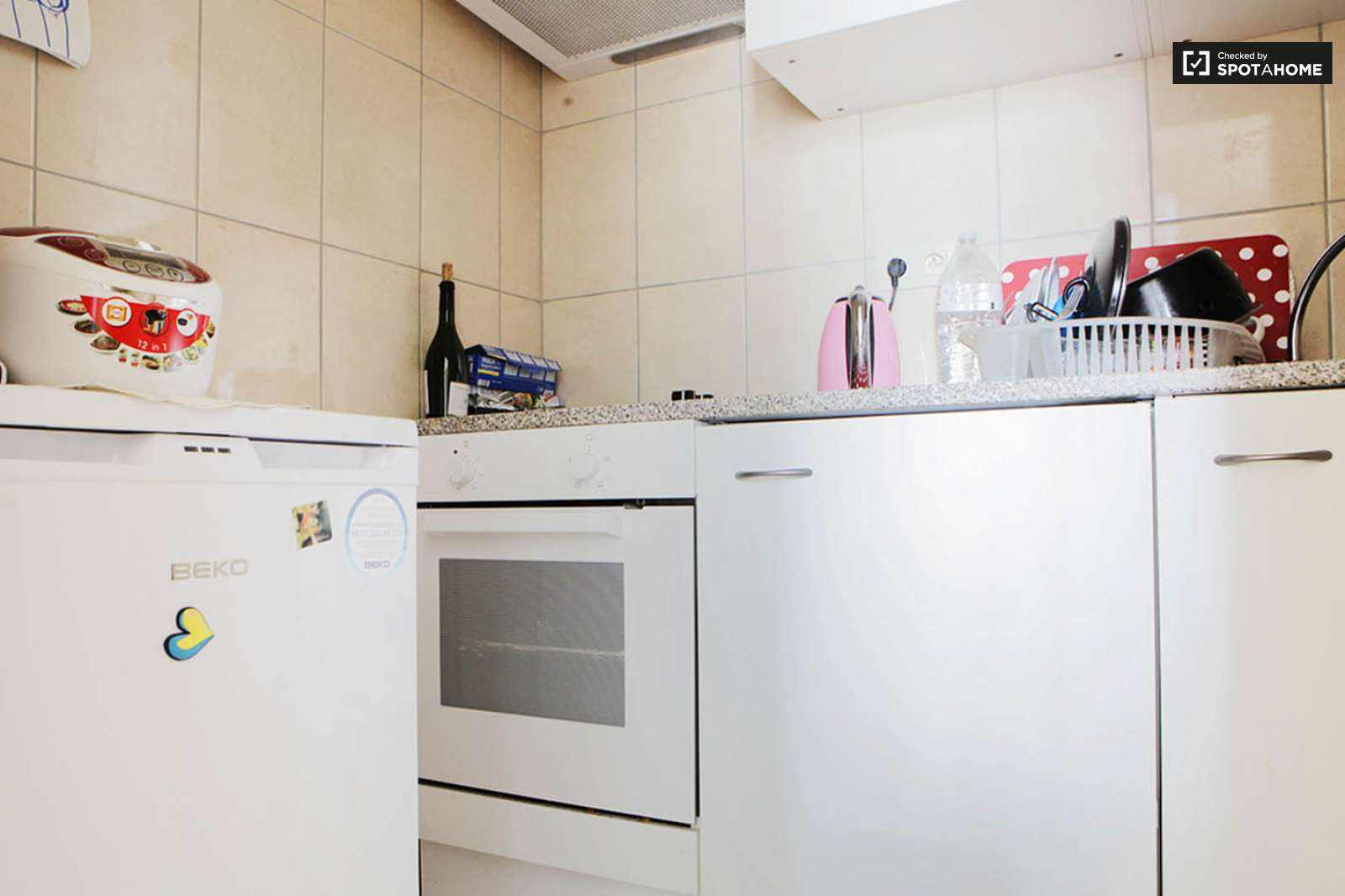 Kitchen In Bedroom. Best Kitchen Archives The With Kitchen In ...