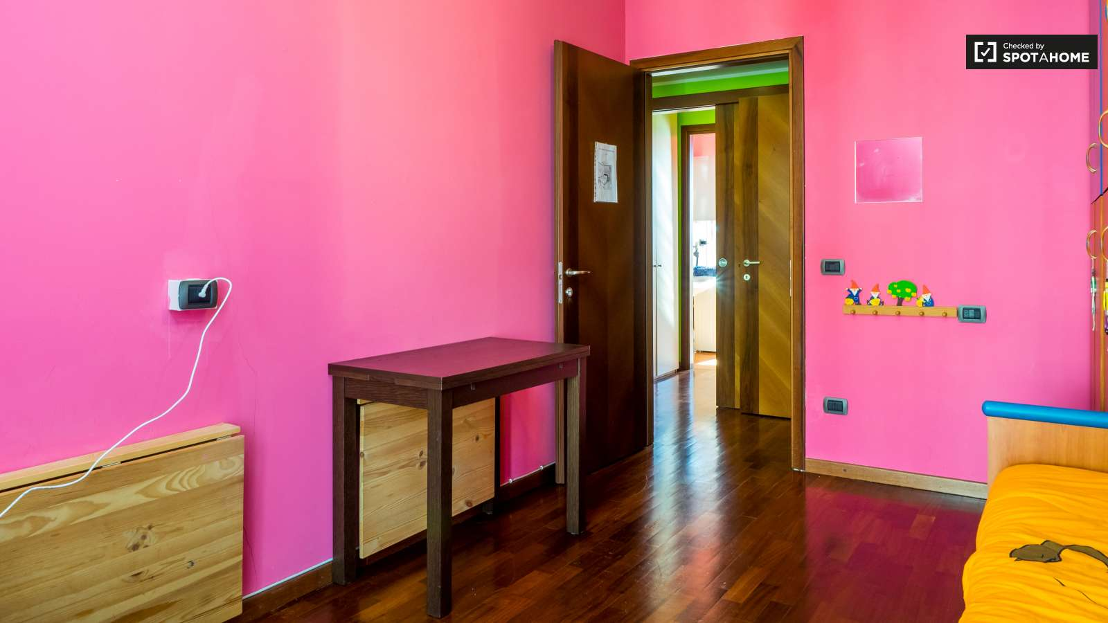 rooms for rent in a 4 bedroom apartment in isola milan spotahome bedroom 4