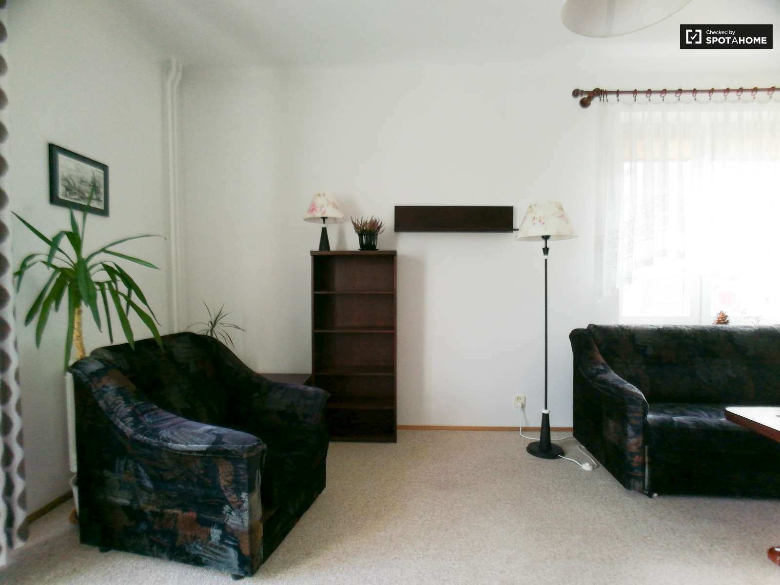 Traditional 2-bedroom apartment for rent in Mokotów, Warsaw (ref ...