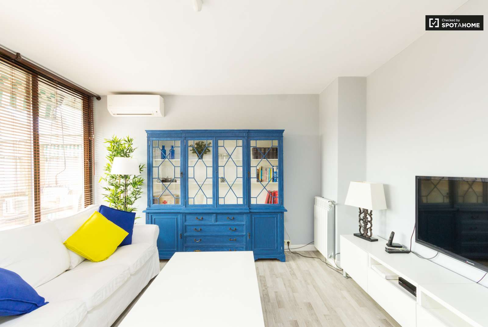 Piso de 1 habitaci n en alquiler con acceso a piscina - Pisos con piscina en madrid ...