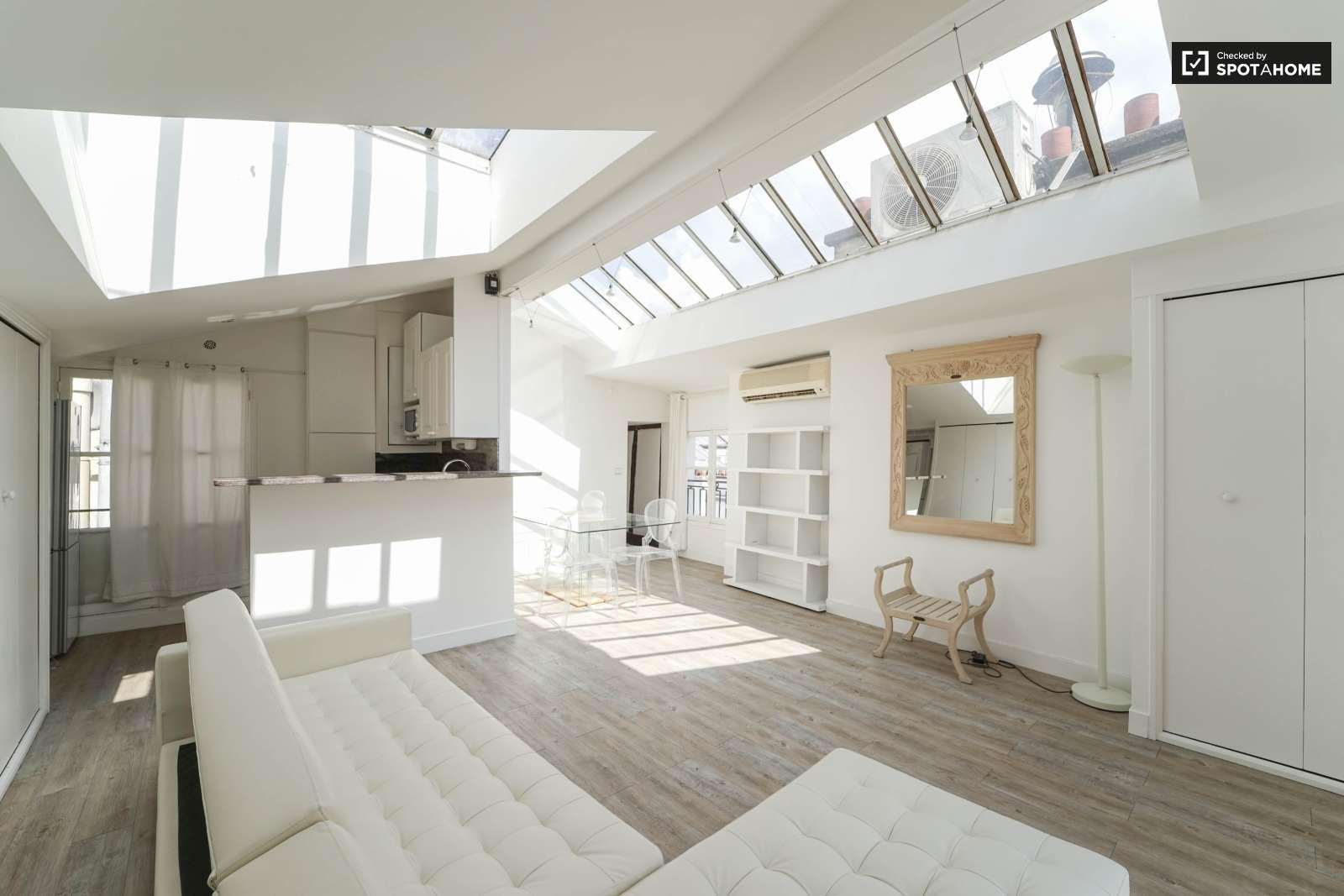 beautiful 1 bedroom apartment for rent in paris spotahome