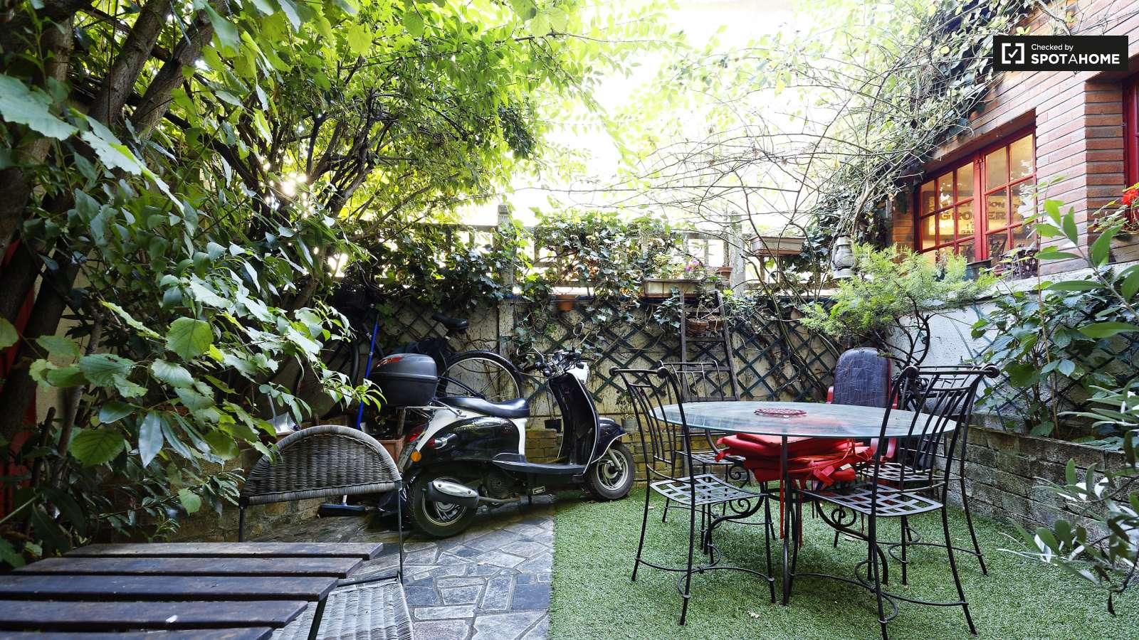 Chambre louer dans une maison avec jardin ivry sur for Chambre a louer sur paris